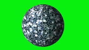 Blänka bollen lager videofilmer