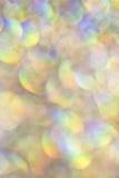 Blänka bubblaBokeh bakgrund Fotografering för Bildbyråer