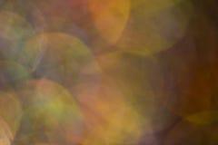 Blänka bubblaBokeh bakgrund Royaltyfri Bild