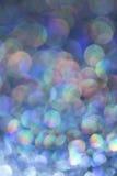Blänka bubblaBokeh bakgrund Arkivfoton