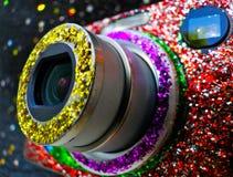 Blänka kameran Royaltyfria Bilder