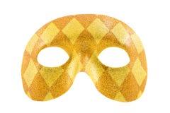 Blänka maskeringen royaltyfri fotografi