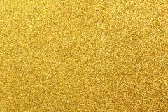 Blänka som är guld- Arkivbilder