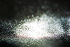 Blänka tappningljusbakgrund Fotografering för Bildbyråer
