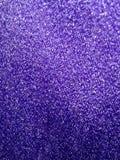 Blänker materiella lilablått för textur färg Royaltyfria Bilder