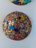 Blänkt magnet Royaltyfria Foton