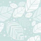 Blätter gefallen vektor abbildung