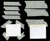Blätter Papier Stockbild