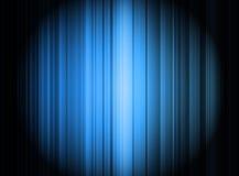 Blå abstrakt bakgrund Royaltyfri Illustrationer