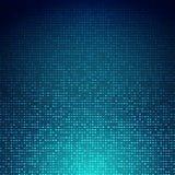 Blå abstrakt bakgrund Royaltyfri Foto
