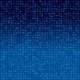 Blå abstrakt bakgrund Arkivfoton