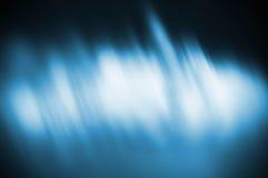 Blå abstrakt bakgrund Fotografering för Bildbyråer