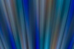 Blå abstrakt begreppbakgrund för mjukt ljus Royaltyfri Fotografi