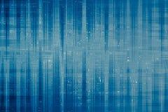 Blå abstrakt texturbakgrund eller tapet, designmodellmall Arkivbild