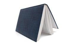 blå anteckningsbok Royaltyfri Bild