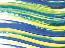 Blå bakgrund Arkivfoton