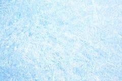 Blå bakgrund av istextur royaltyfri foto