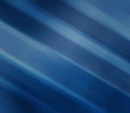Blå bakgrund med den diagonal gjorde randig modelltapeten Royaltyfri Bild