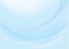 blå bakgrund smooth Arkivbild
