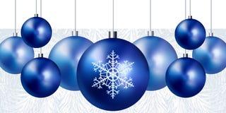 blå boll Arkivfoto