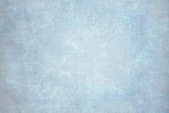 Blå bomull hand-målad bakgrund royaltyfri bild