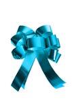 blå bowsky Arkivbild