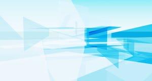 blå clean copyspace för abstrakt bakgrund Royaltyfri Foto