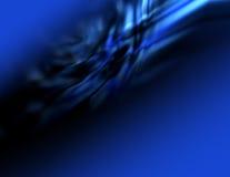 blå dark för abstraktionbakgrund stock illustrationer
