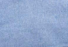 blå denimtextur Royaltyfria Foton