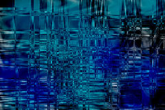 blå diamant Arkivfoton