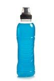 blå drinkenergi arkivfoton