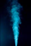 Blå dunst Fotografering för Bildbyråer