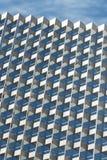 blå företags sky Royaltyfri Bild