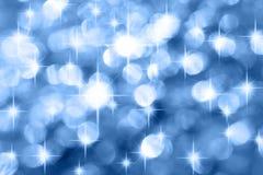 blå ferie för bakgrund Royaltyfri Fotografi