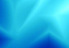 Blå form med linjen bakgrund för suddighetsmodellabstrakt begrepp Royaltyfria Bilder
