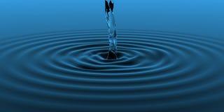 blå framförd röntgenstråle för skruv 3d Royaltyfri Foto