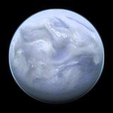 blå fullmåne Arkivfoton