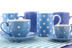 Blå Fundraiser för September välgörenhethändelse royaltyfria foton