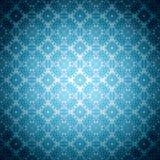 blå gotisk blek wallpaper Royaltyfri Bild