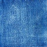 blå grunge målad skrapad textur Royaltyfria Foton