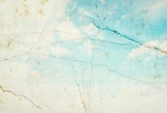 blå grungesky Royaltyfria Bilder