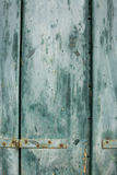 blå grungeslutare Royaltyfria Bilder