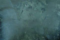 Blå grungy textur eller bakgrund för kraft papper royaltyfria foton