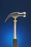 blå hammare över Royaltyfri Foto