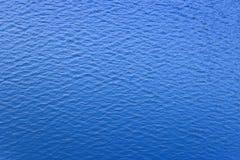 Blå havsyttersida royaltyfria bilder