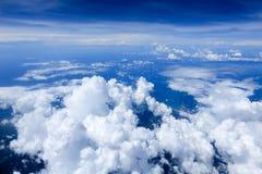 Blå himmel Royaltyfri Fotografi