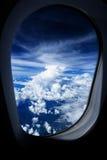 Blå himmel Royaltyfri Foto