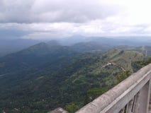 Blå himmel för berg Royaltyfria Bilder