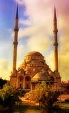 blå istanbul moské Royaltyfri Fotografi