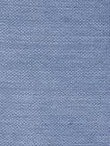 blå kanfastextur för påse Fotografering för Bildbyråer